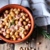 CHICKPEAS AND MORTADELLA BOLOGNA IGP